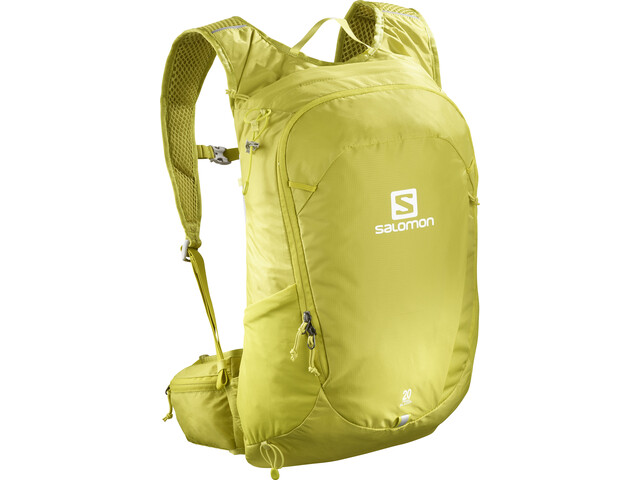 Salomon Trailblazer 20 Backpack citronelle/alloy
